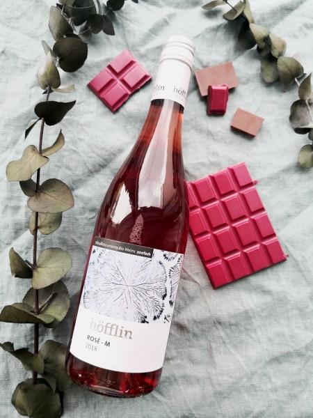 Schokolade & Wein - Set Rosé