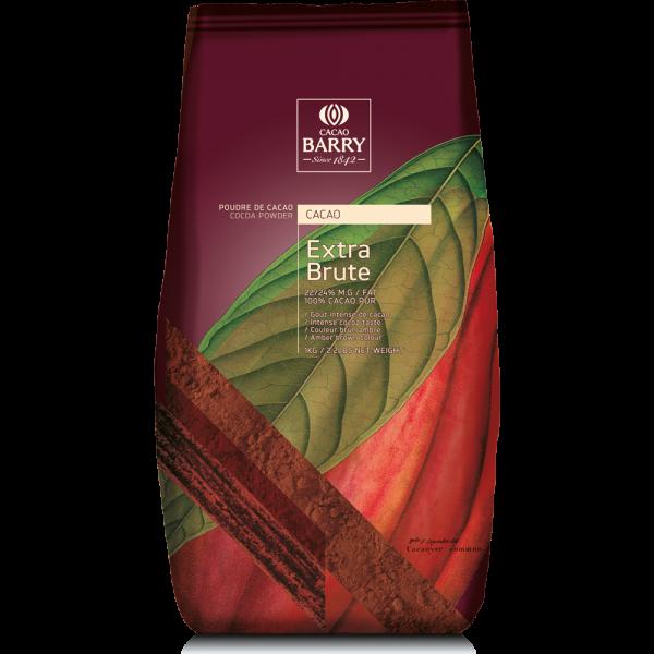 Kakaopulver, 100% schwach entölt