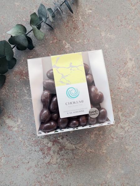 "Dragees ""Kakaobohnen in Schokolade"""