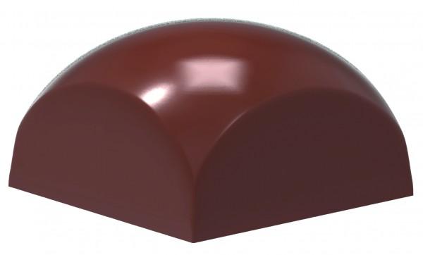 Pralinenform Domkuppel, quadratisch